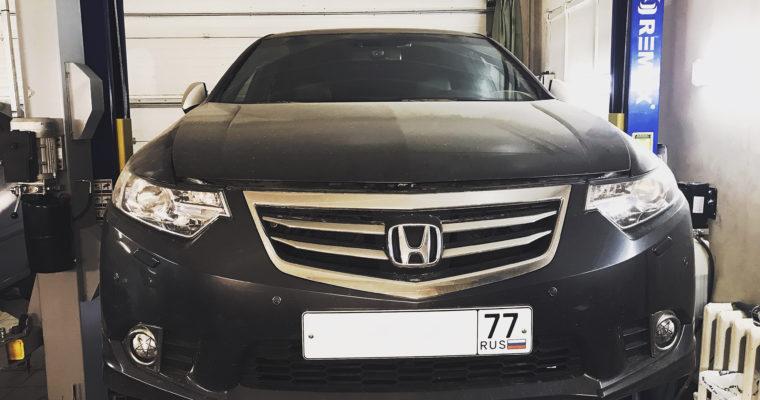 Ремонт Honda Accord Type S
