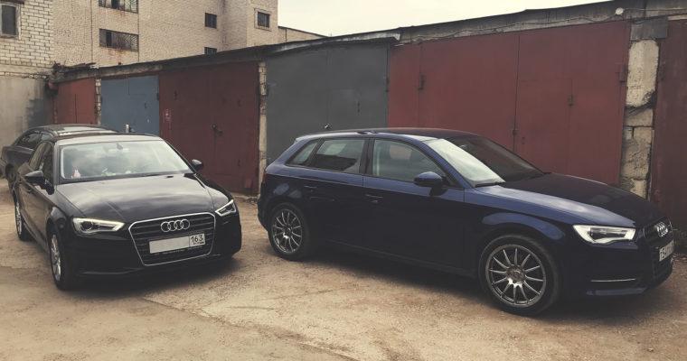 Техобслуживание и ремонт Audi A3