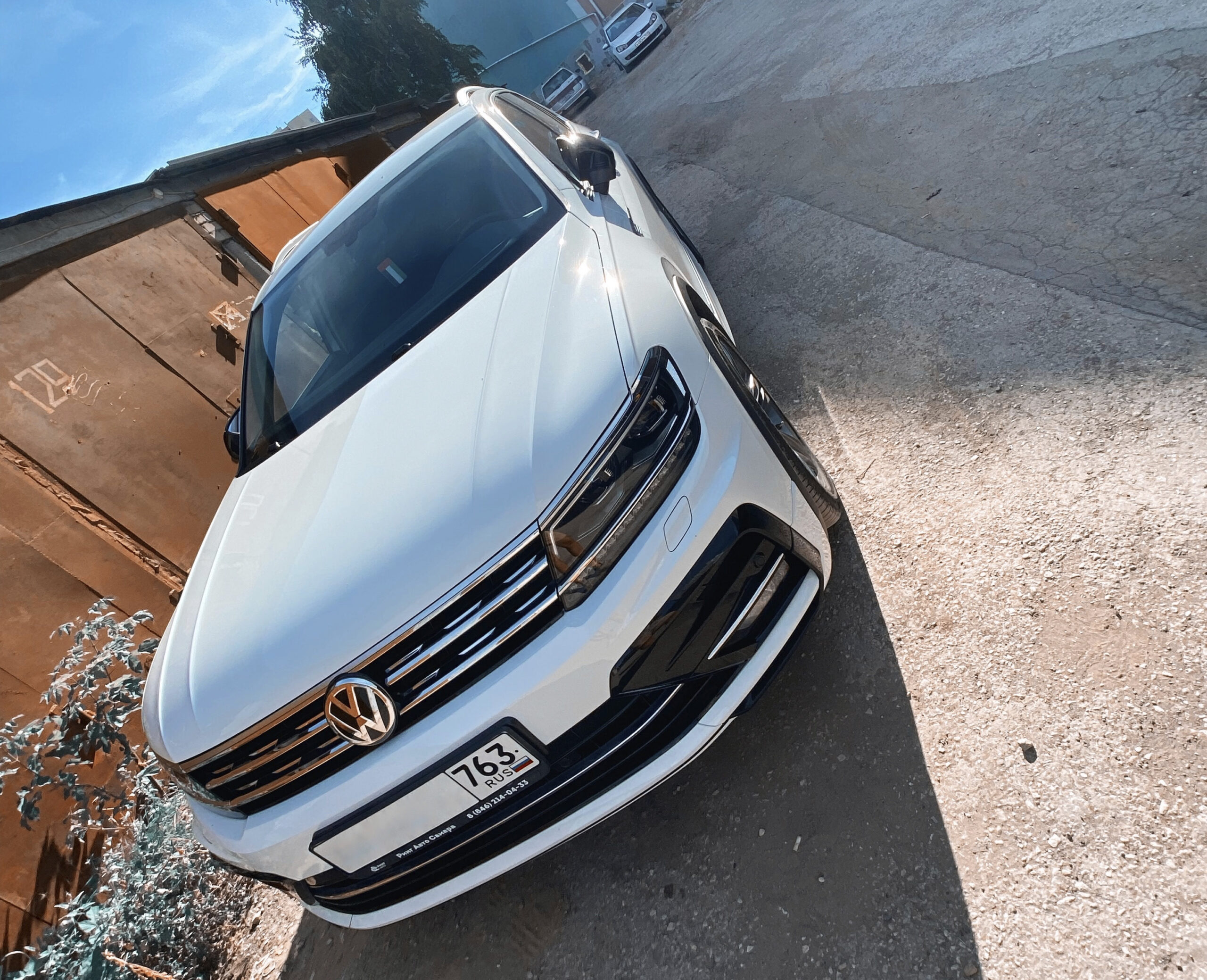 Замена масла в муфте Haldex 5 поколения на VW Tiguan II
